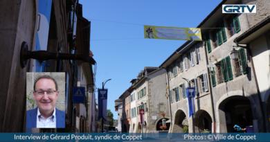 Coppet: 200 000 francs pour soutenir le commerce local pendant les travaux