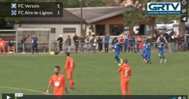 FC Versoix – Aïre-le-lignon