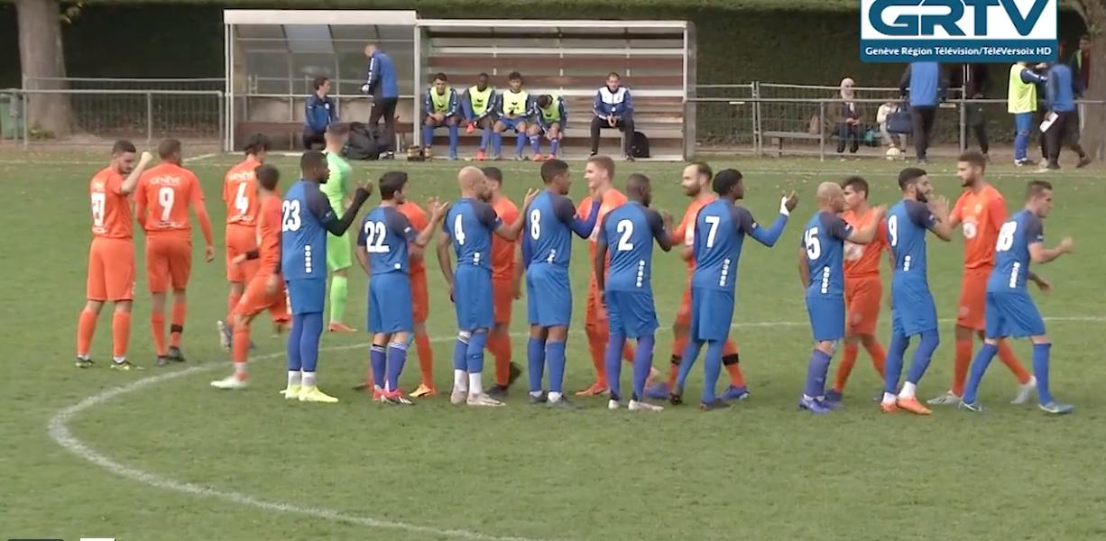 FC Versoix – FC Aïre-le-Ligon