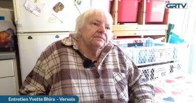 Entretien avec Yvette Bhira