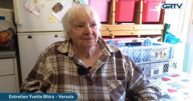 Yvette Bhira, militante solidaire